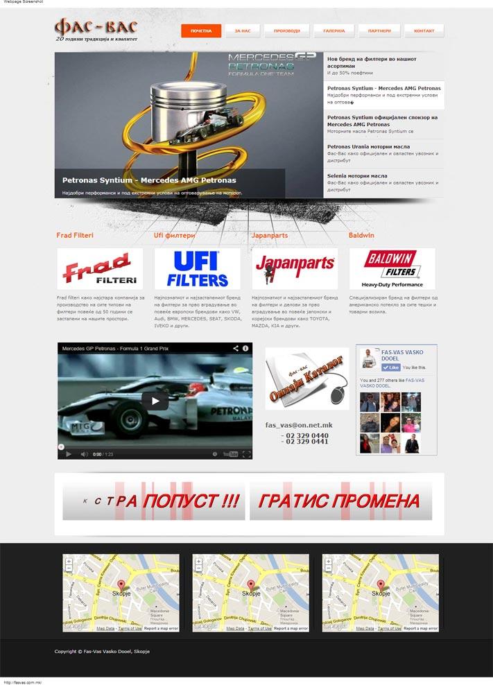 fasvas.com.mk