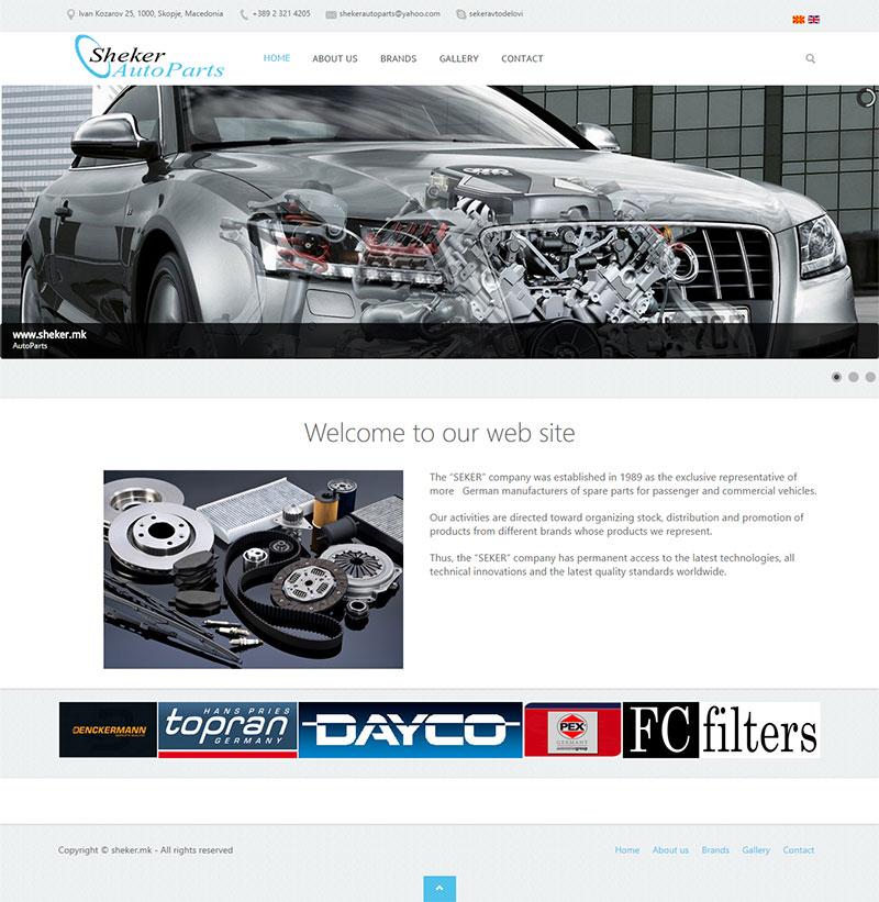 sheker.mk – Auto parts